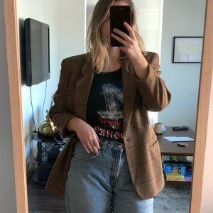 STUNNING Vintage Armani Oversized Blazer